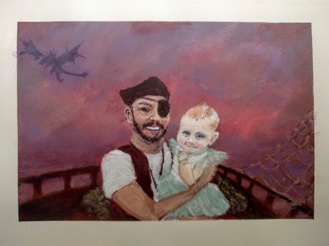 Pirates – Gift Portrait