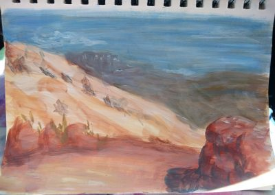 Arches NP study