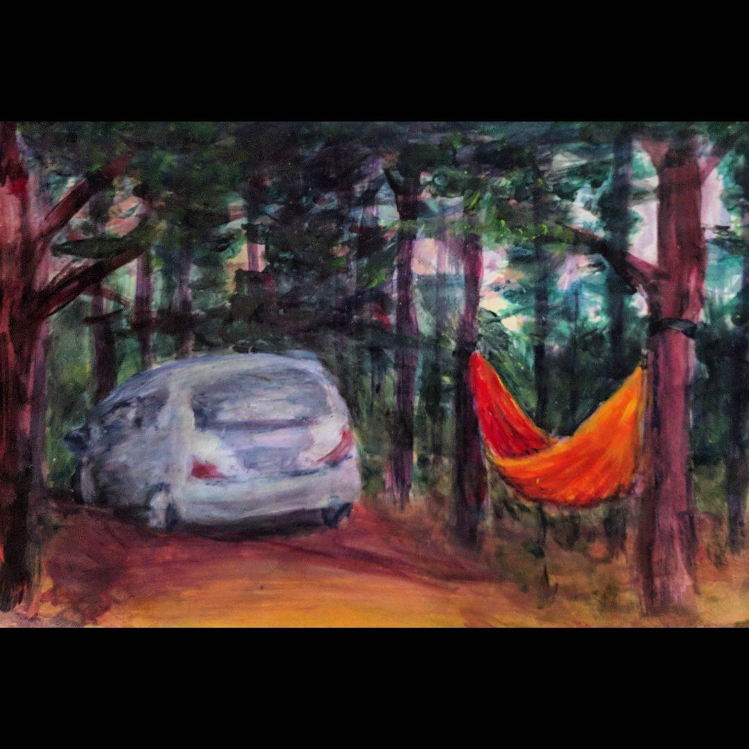 Happy Place – Paint Study