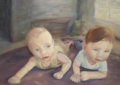 Twins – Gift Portrait
