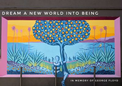 Dream A New World Into Being – Assistant to Gary Palmer